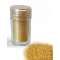 Edible Diamond Dust - Metallic Gold 10 gram