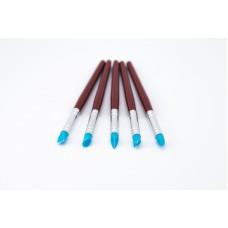 Modelleer pen siliconen (set van 5)