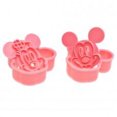 Mickey en Minnie uitstekerset