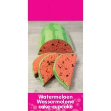 Watermeloen (cup)cake mix 5kg