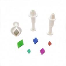 Uitsteker Diamonds - mini (set 3 stuks)