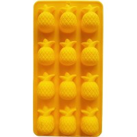 Siliconen Ananas ijsblokjes - Chocoladevorm  - Fondant - Bonbonvorm - Rolfondant