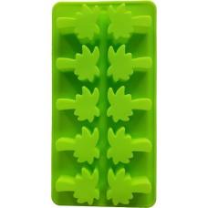 Siliconen Palmboom ijsblokjes - Chocoladevorm  - Fondant - Bonbonvorm - Rolfondant