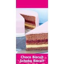 Chocolade biscuit 5kg (Tasty Me)