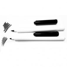 Food pen eetbare schrijf stift zwart - set 2st