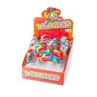 Mini lollipops Rainbow Assorted lollies