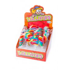 Mini lollipops Rainbow Assorted lollies