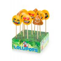 Emoticon Pops lollies