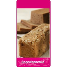 Speculaascake mix 5kg (Tasty Me)