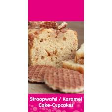 Stroopwafel (cup)cake mix 5kg (Tasty Me)