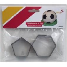 Voetbal uitstekers – klein (set 2 stuks)