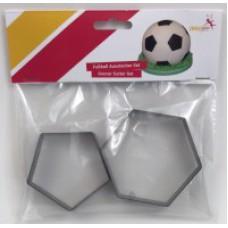 Voetbal uitstekers – normaal (set 2 stuks)